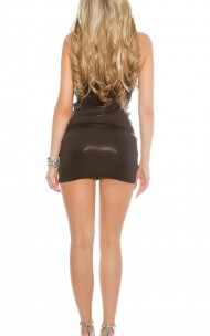 Forever Sexy - M3052 Sexy Mini Dress