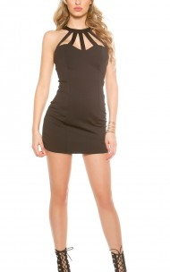 Forever Sexy - K19203 Sexy MiniDress