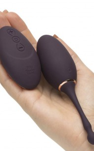 50 Shades Freed - I've Got You Rechargeable Remote Control Love Egg