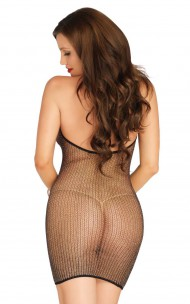 Leg Avenue - 81536 Lurex Net Dress