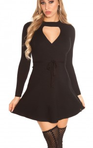 Forever Sexy - IN-7029 Sweater Seamless Dress