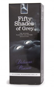 50 Shades of Grey - Delicious Pleasure Ben Wa Balls