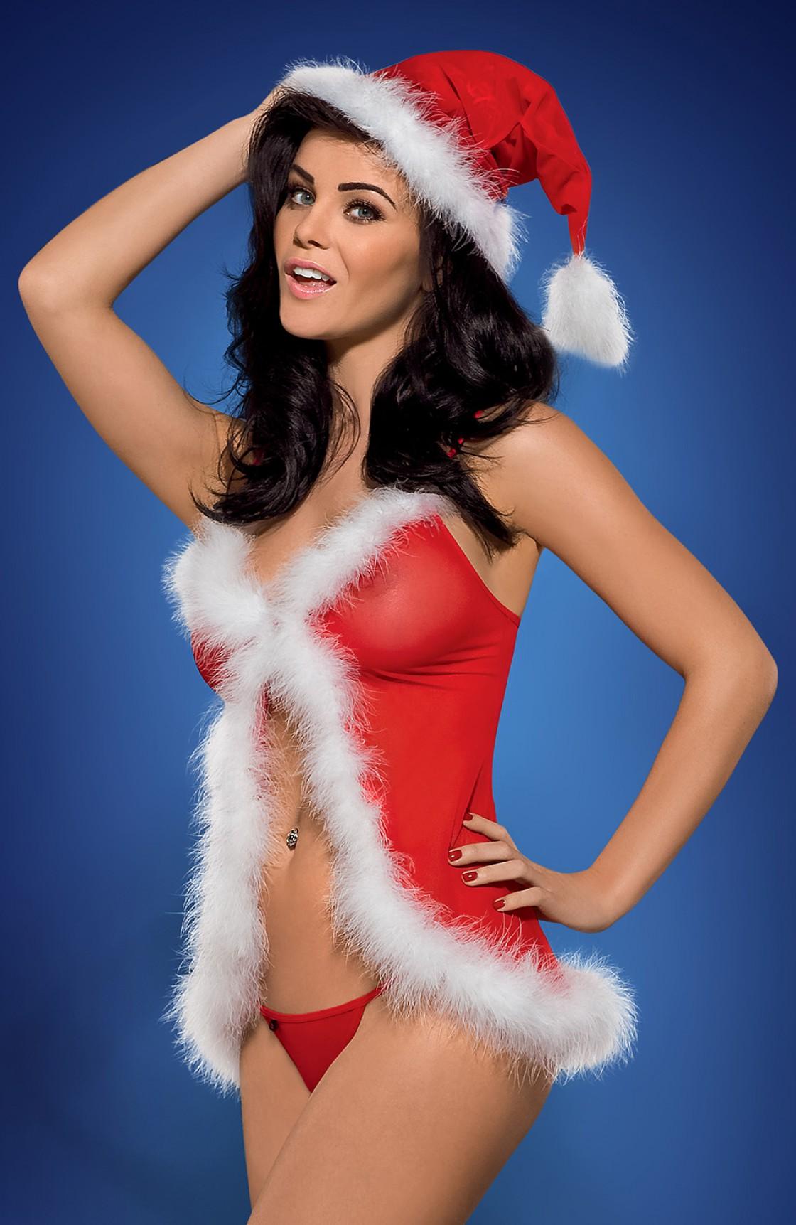 Эротическое костюм новогоднее 1 фотография