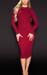 Forever Sexy - IN7049 Seamless Sweater Dress