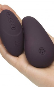 50 Shades Freed - My Body Blooms Rechargeable Knicker Vibrator with Remote