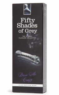 50 Shades of Grey - Glass Massage Wand